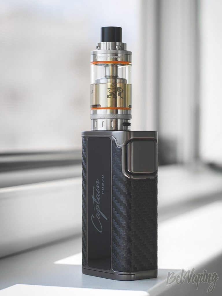 GeekVape Griffin AIO RTA с боксмодом IJOY Captain PD270