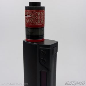 iJoy Limitless RDTA Plus на Sigelei Fuchai 213