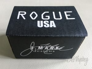 Упаковка Rogue USA Mod Murdered Out Crime Scene II by CompLyfe