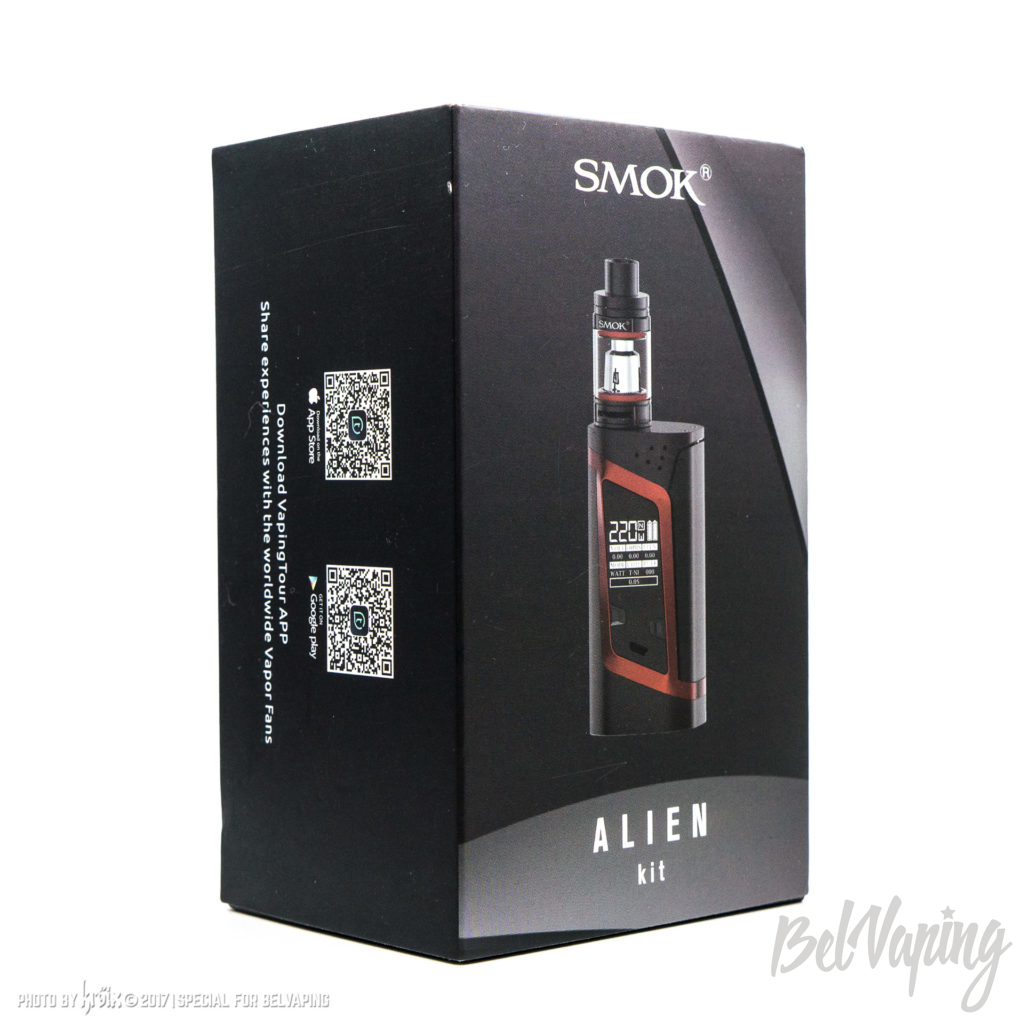 Упаковка Smok Alien 220 Kit