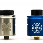 Mesh RDA и Petri V2 (Conersion Cap 24mm)