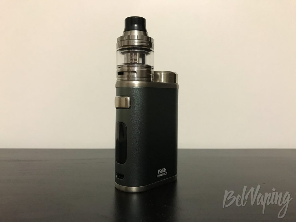 Внешний вид набора Eleaf iStick Pico 21700 with ELLO