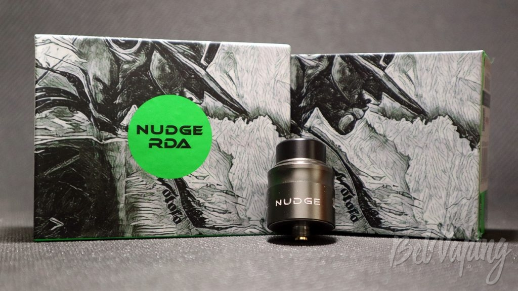 Обзор WOTOFO NUDGE RDA 24 мм