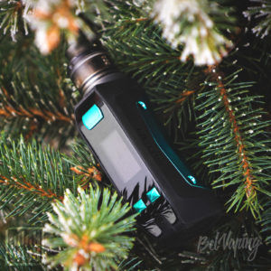 Внешний вид набора Aegis Mini Kit 2200mah With Drop Solo RDA