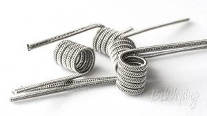 ClearCoils Staggeres FeCl 2x0.25x0.1